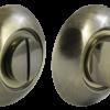 Завертка сантехническая MORELLI MH-WC AB (Античная бронза)
