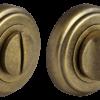 Завертка сантехническая MORELLI MH-WC-CLASSIC OMB (Старая античная бронза)
